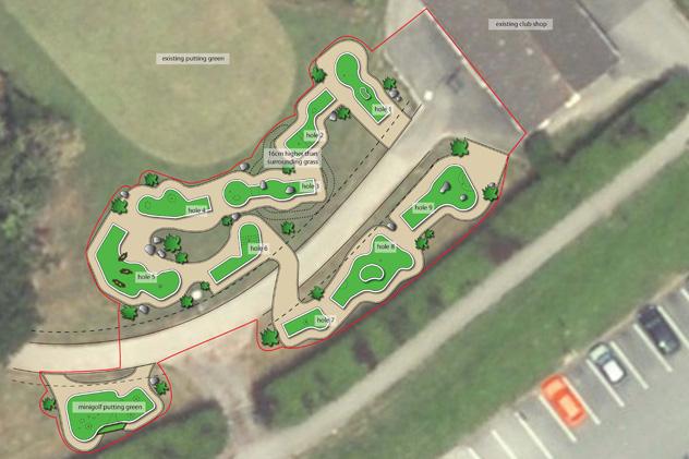 Urbancrazy 187 Basingstoke Golf Centre